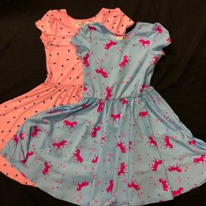 DOT DOT Smile 2 dresses Twirly cup  Summer